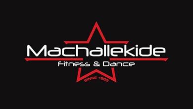 Machallekide Fitness and Dance Logo
