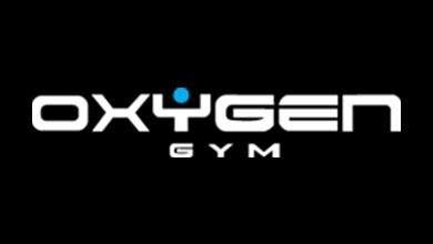 Oxygen Gym Logo