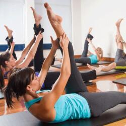 Pilates Class For Begginers